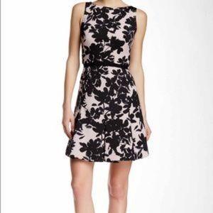 Floral Dress - Super Flattering!